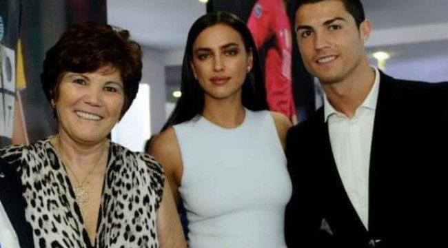 Balhé: Ronaldo megbántotta az anyját