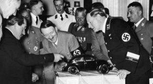 Cégóriások tartották hatalmon Hitlert