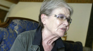 Baleset: csuklóját törte Törőcsik Mari