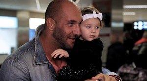 Kislányával pucérkodott Berki Krisztián