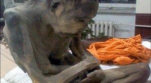 Még mindig él a mumifikálódott szerzetes?