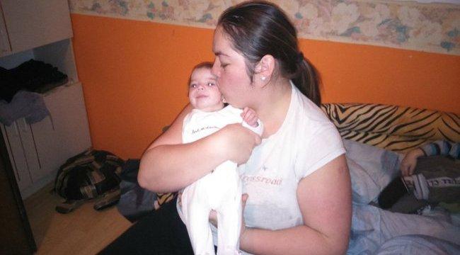 Karja amputálása után halt meg az öt hónapos Laura