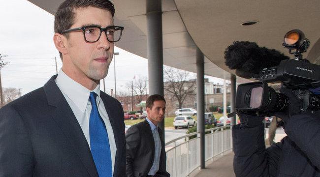 Ennyire aberrált lenne Michael Phelps?