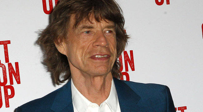 28 éves lányba szerelmes Jagger - fotó