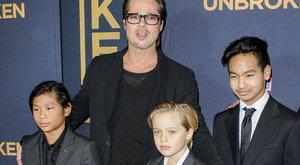Brad Pitt nem bunkó, csak arcvak