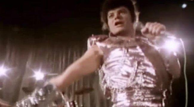 Félti az életét a bebörtönzött rocksztár - videó