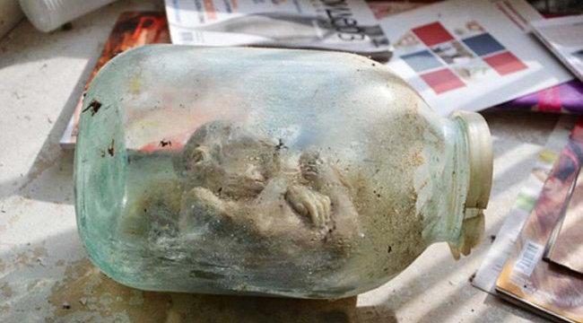 Borzalmas dolgokat talált az elhagyott patológián – durva fotók