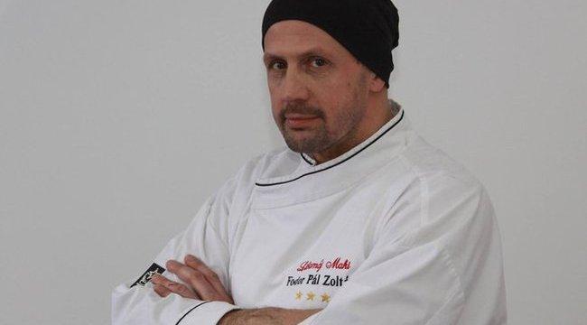 Hobbiszakácsból lett profi séf Zoli