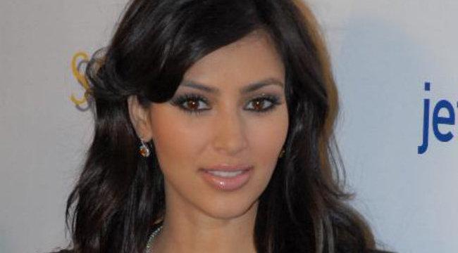 Őrülten szexi latexben mutatta meg melleit Kim Kardashian - fotóval