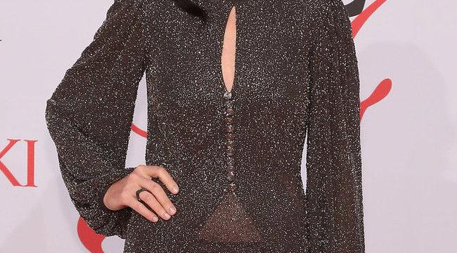 Tundrabugyit villantott a csodás színésznő