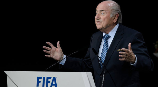 Sepp Blatter: Nem mondtam le!