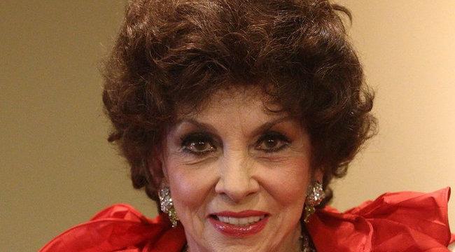 Pert bukott férje ellen Gina Lollobrigida