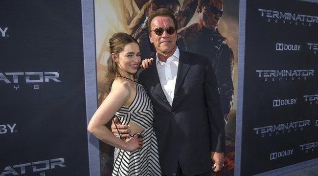 Vadul táncolt Schwarzenegger