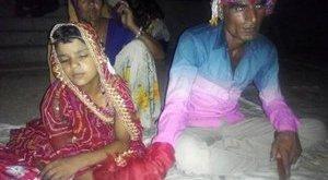 Hatéves kislányt vett feleségül a harmincas férfi