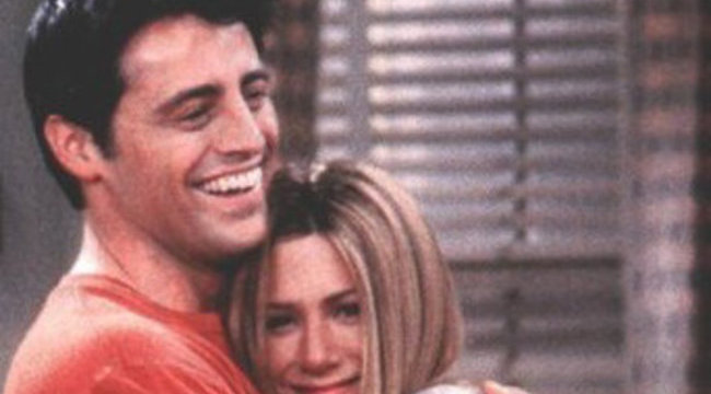 Kitálalt Jennifer Anistonról Matt LeBlanc papája