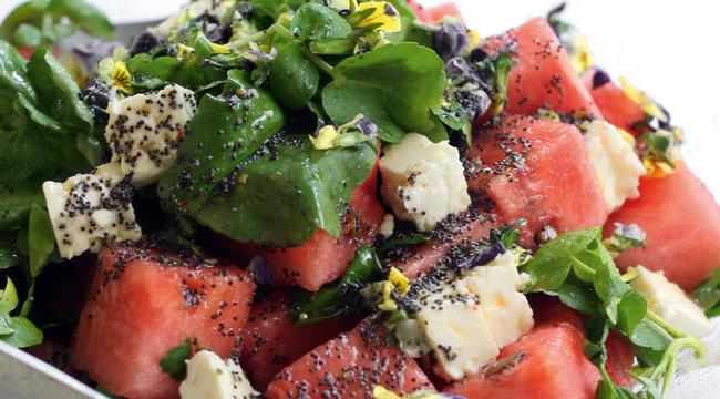 Recept: A legjobb, ami egy görögdinnyével történhet