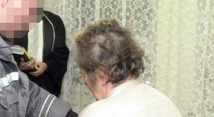 Repülős Gizi 90 évesen is rabolgat - ezúttal Ruszton