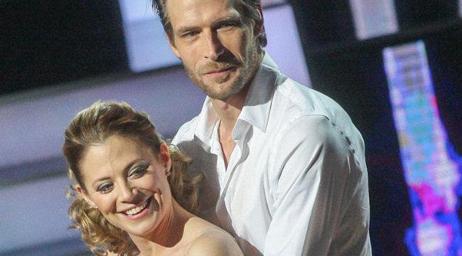Szinetár Dóra a férjével drámázik