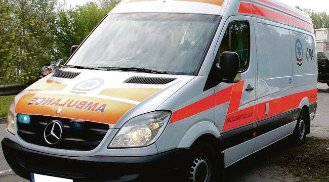 Ha a mentősökkel viccel, nagyon megjárhatja