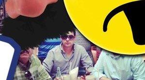 Balfácán: fia fotója miatt bukik a drogbáró