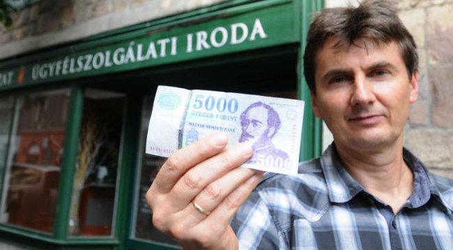 Bors-teszt: Pénzt talált? Adja le, és a magáé lesz!
