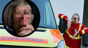 Haldokló édesanyjához riasztották a mentőst