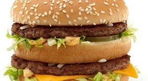 Ezt teszi a testünkkel egy Big Mac szendvics!