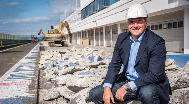 500 millióba kerül a Hungaroring felújítása