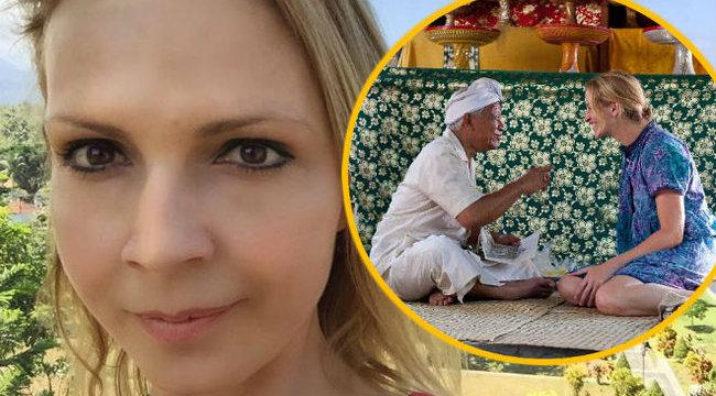 Julia Roberts jósa jövendölt Vámos Erikának