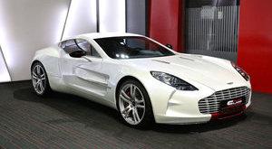 Vegyen egy milliárdért magyar Aston Martint