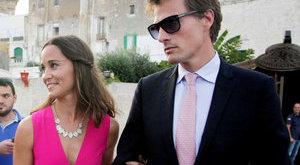 A kerekfenekű Pippa Middleton újra szingli