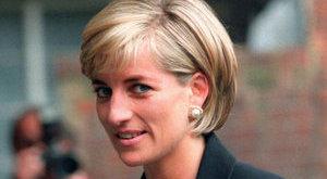 Diana hercegnő hajtincsét árulják a neten