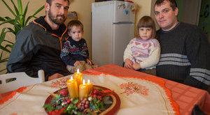 Orosz krémtortával ünnepel Böde Dani