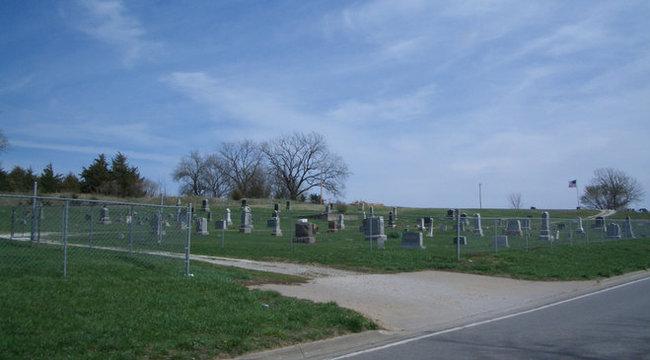 Ebben a temetőben van a pokol egyik kapuja