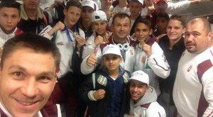 Hat érmet nyertek Balzsay bokszolói
