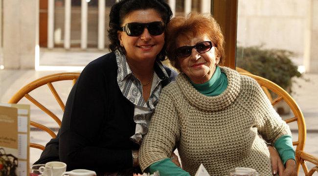 90 évesen is hegyet mászott Marika Néni
