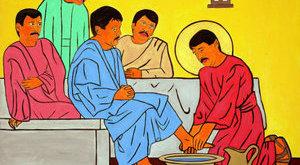 Öt Áder jelent meg a szent festményen