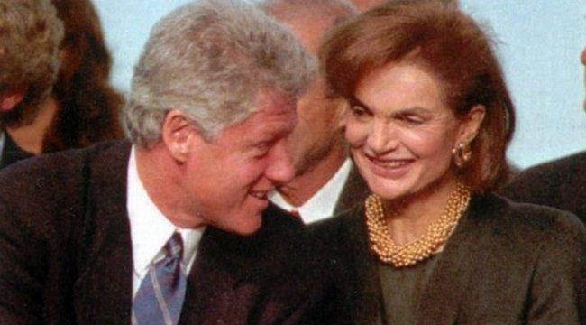 Jackie Kennedyt is megdöntötte volna Clinton