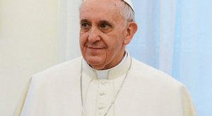 Ferenc pápa: Elmúlik minden szomorúság és félelem
