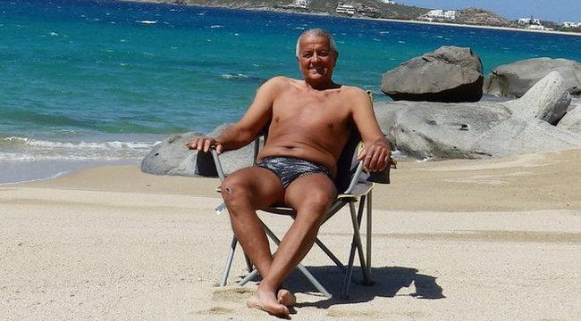 63 ezer forint nyugdíjból él László egy görög szigeten