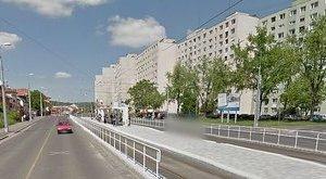 Villamosmegállóban szült egy nő Miskolcon