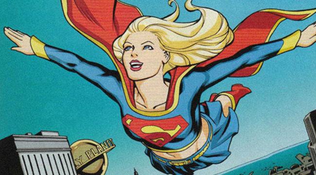 Supergirl: az sem fájt a hétévesnek, amikor elgázolták