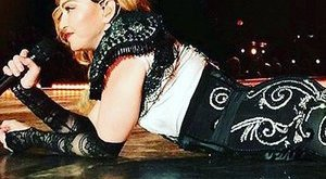 Madonna részegen lépett fel