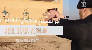 Barbár videóval emlékezik a párizsi terrorra az ISIS
