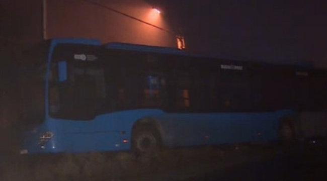 Vezetés közben halt meg a buszsofőr