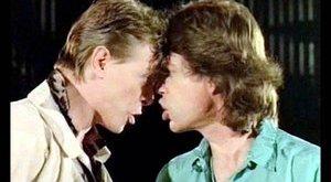 David Bowie többször meglopta Mick Jaggert