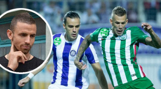 Karambolozó Fradi focista: Takarodjál már innen, te f*szszopó