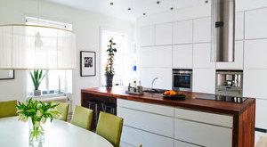 Lakás és kert: Sziget a konyhában