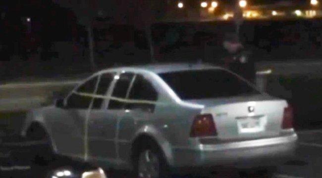 Hónapok óta rohadt a szupermarket parkolójában a holttest - videó