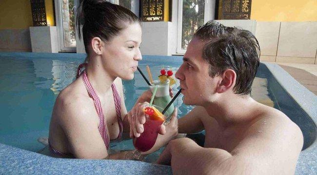 Muri Enikőt romantikusan kényeztette szerelme